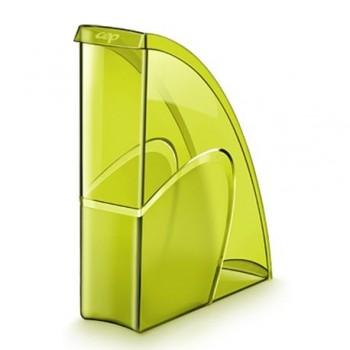 Suport vertical documente CEP Happy, verde