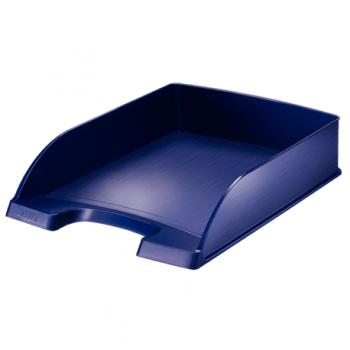 Tavita documente Leitz Style, albastru violet