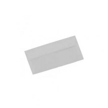 Plic DL 110 x 220 mm, alb, traditional 22204