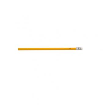Creion clasic HB, cu radiera, 12 buc/set