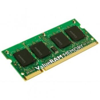 Memorie RAM notebook Kingston, SODIMM, DDR3L, 2GB, 1600MHz, CL11, 1.35V