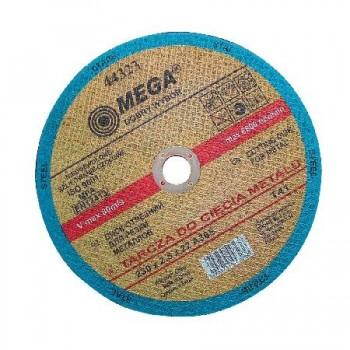 DISC DEBITARE METAL 115X2.5MMA30S