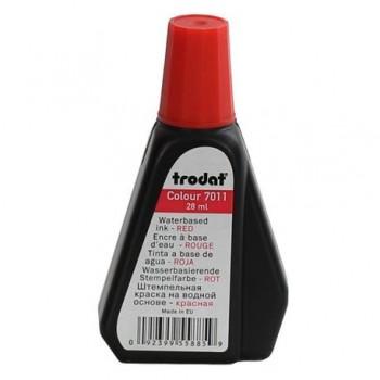 Tus stampila Trodat, 28 ml, rosu