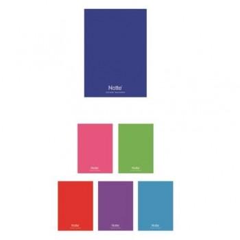 Caiet Notte School, A4, capsat, 40 file, dictando-matematica-velina, velina