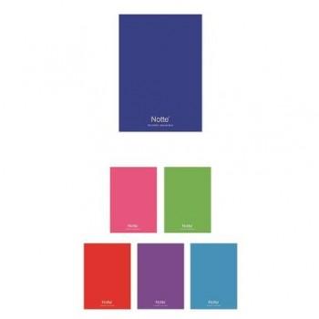 Caiet Notte School, A4, capsat, 40 file, dictando-matematica-velina, matematica