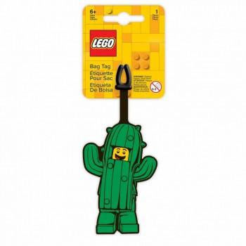 Eticheta bagaje LEGO Baiatul Cactus