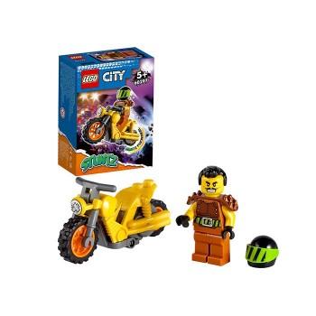 Motocicleta de cascadorii cu impact