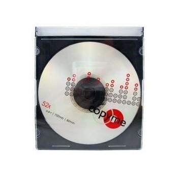 CD-R Copyme non-printable, 700MB, 52x, Slim Case/1 disc