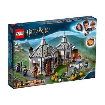 Coliba lui Hagrid: Eliberarea lui Buckbeak (75947)