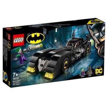 Batmobile: Urmarirea lui Joker (76119)