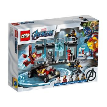 Arsenalul lui Iron Man (76167)