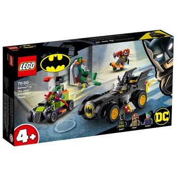 Batman™ contra The Joker™: Urmarirea cu Batmobile™-ul