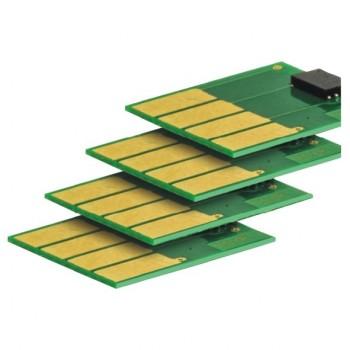 Chip compatibil cu HP Q6002A, Q6472A