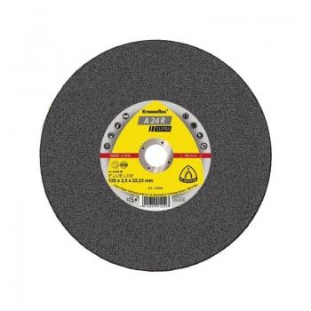 DISC DEBITARE METAL 125X2.5MMA24RSUPRA