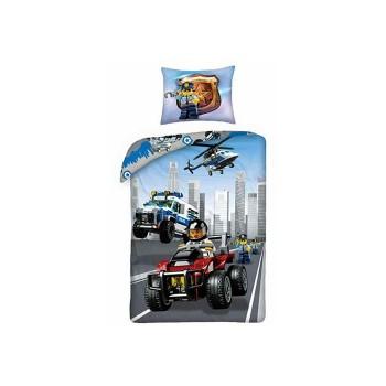 Lenjerie de pat LEGO City (LEG-824)