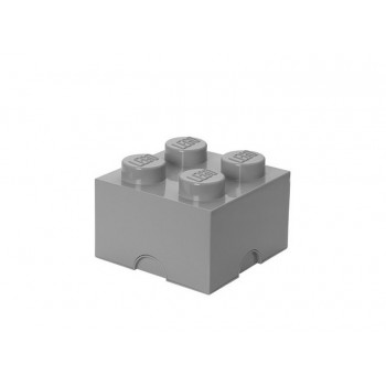 Cutie depozitare LEGO 2x2 gri (40031740)
