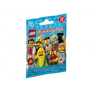 Minifigurina LEGO seria 17 (71018)